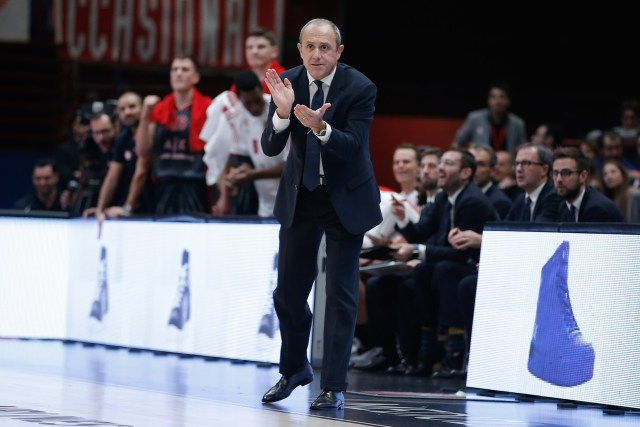 Olimpia Milano vs Baskonia