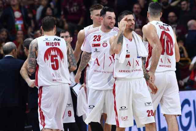 Andrea Cinciarini: Voglia matta di giocare davanti ai nostri tifosi
