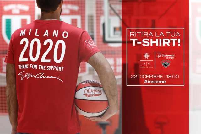 Olimpia Milano vs Trento