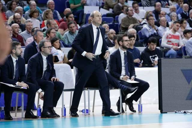 Ettore Messina: La difesa del Real nella ripresa ha cambiato tutto