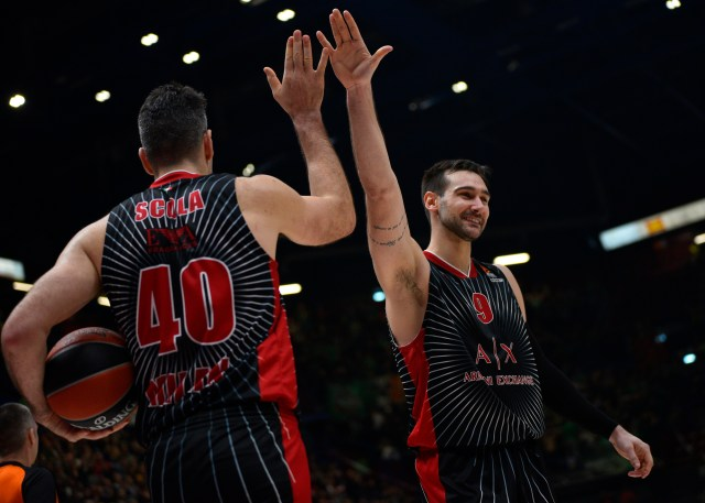 EuroLeague celebra le migliori giocate di Riccardo Moraschini