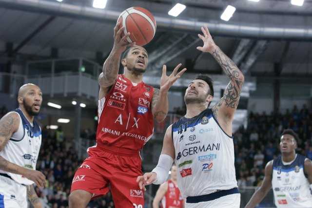 Keifer Sykes diretto in Turchia per le F8 di Champions League