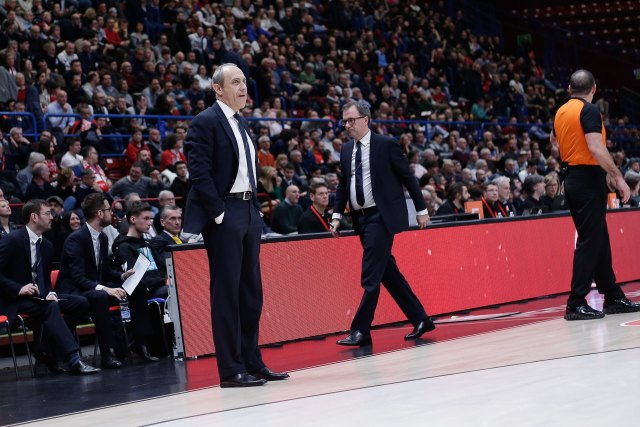 Olimpia Milano vs Khimki LIVEBLOG | I tifosi: C'è desolazione e preoccupazione