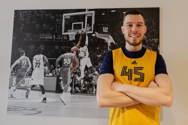 Dairis Bertans: Per me l'Olimpia Milano è casa