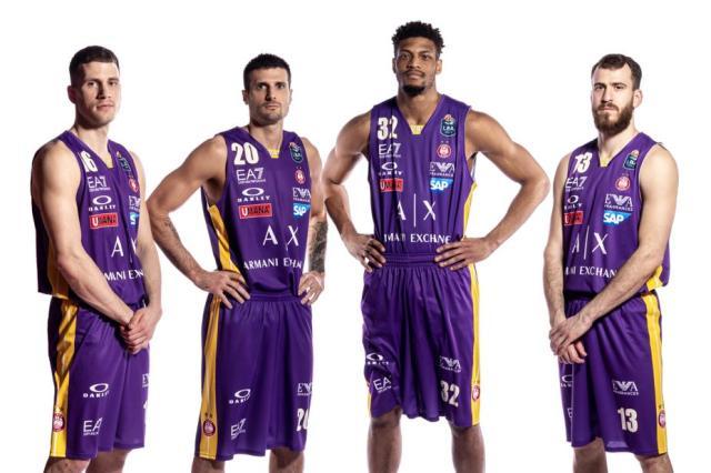 Olimpia Milano | L'omaggio a Kobe Bryant per la Coppa Italia 2020