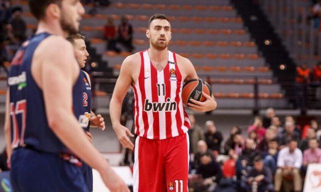 Olimpia Milano vs Olympiacos