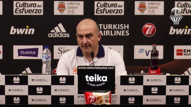 Jaume Ponsarnau: Gara esigente, tutti vogliamo vincere per i playoff