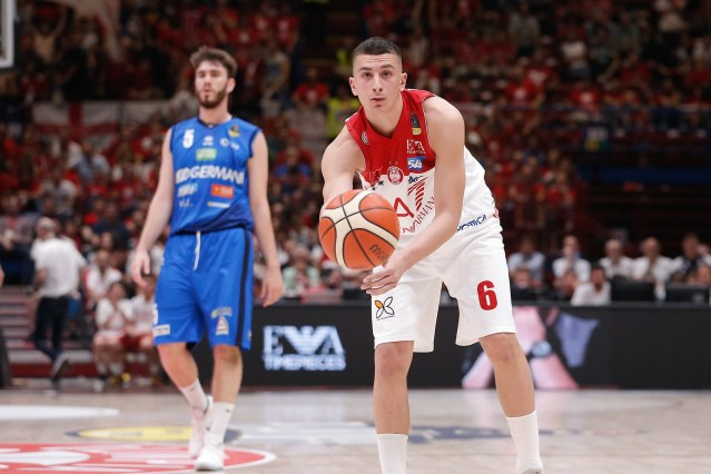 Ufficiale | Giordano Bortolani firma un quinquennale con Olimpia Milano