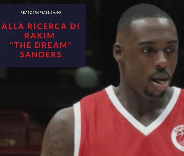 Rakim Sanders