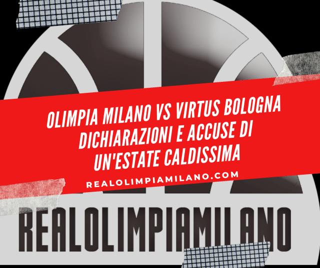 Olimpia Milano vs Virtus, dalle accuse di Baraldi allo Zanetti-Crozza di Messina: il blob