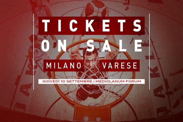 Olimpia Milano vs Varese