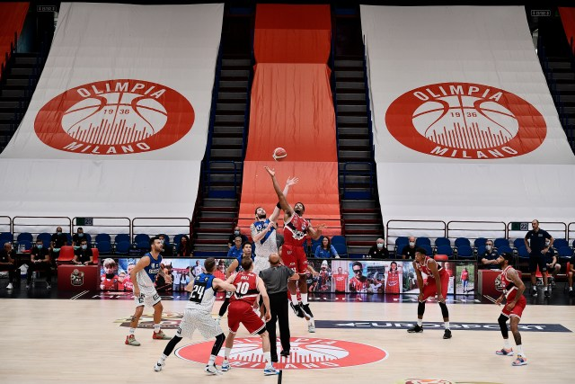 Eurosport: La finale di Supercoppa in chiaro sul NOVE