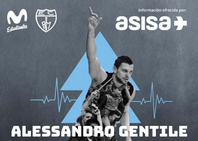 UFFICIALE – Alessandro Gentile torna a Madrid