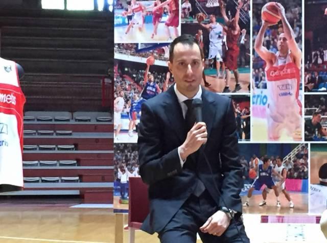 Massimo Bulleri, sarà biennale da coach con Varese