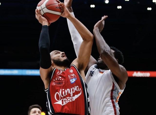 Olimpia Milano vs Roma | Le pagelle di RealOlimpiaMilano