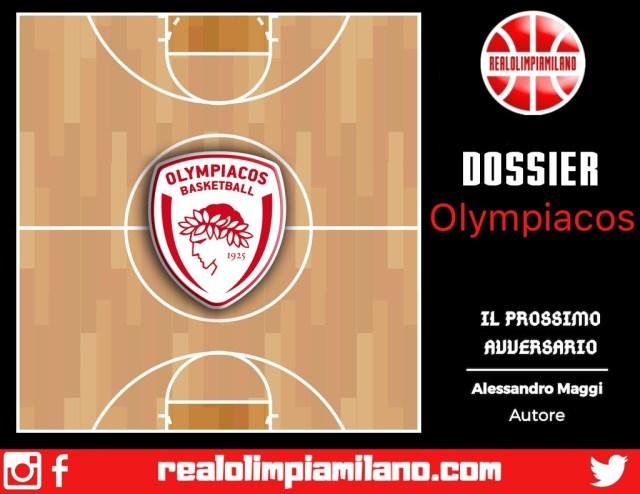 Olympiacos vs Olimpia Milano