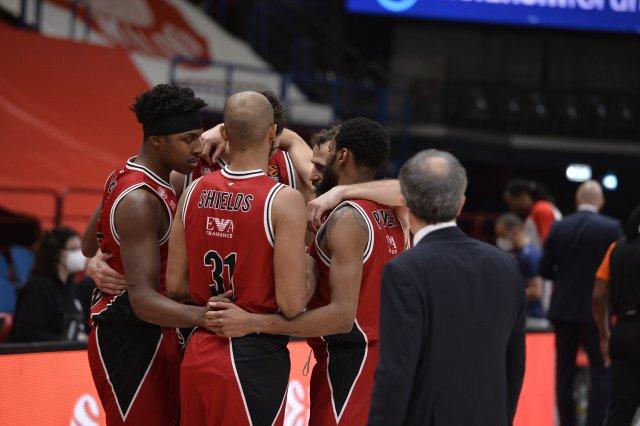 Olimpia Milano post Stella Rossa