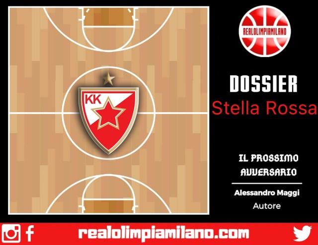 Stella Rossa vs Olimpia Milano   Porte girevoli nel roster, ma Radonjic è garanzia