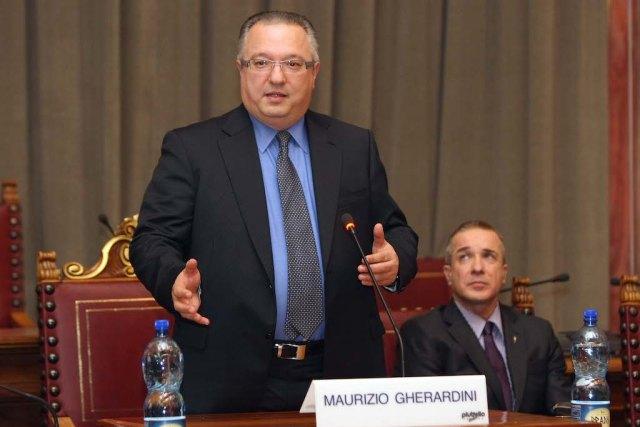 Maurizio Gherardini Olimpia