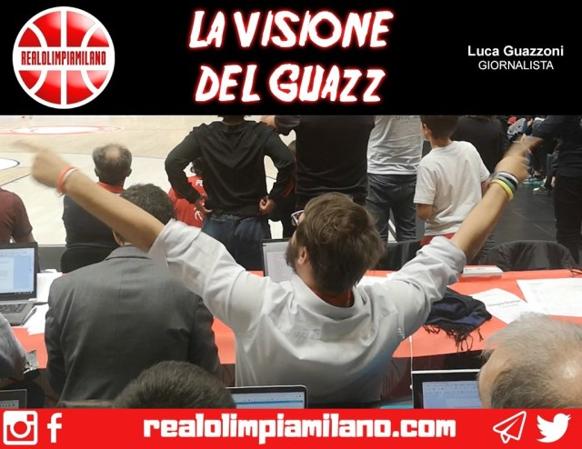 La Visione del Guazz | Messina contro Trinchieri. Da Monaco a Colonia. Dai playoff alla Final Four