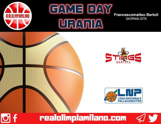 Urania Wildcats vs. Mantova | In campo alle 18:30 all'Allianz Cloud