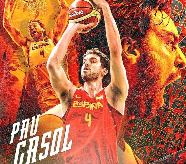 Pau Gasol torna in EuroLeague. Accordo con il Barcellona