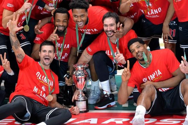 Frecciarossa Final Eight: per l'Olimpia Milano nuovo record di scarto complessivo