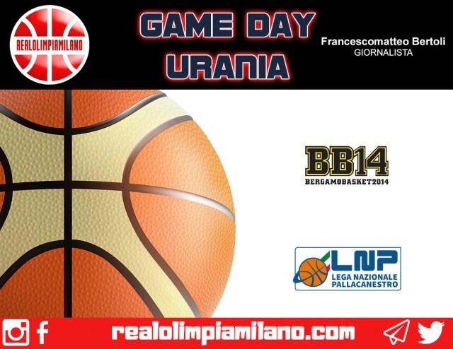 Bergamo vs. Urania Wildcats | In campo alle 20:30 al PalaAgnelli