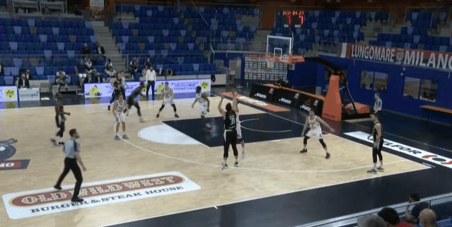 Serie A2: Udine domina Urania, ko 53-67