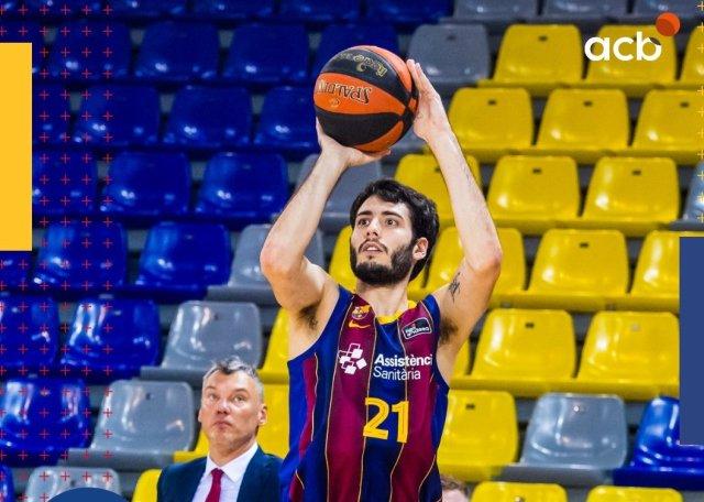 Il Barcellona torna in campo in ACB: Abrines stende nel finale l'Obradoiro