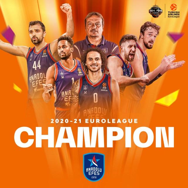 L'EuroLeague torna in Turchia: trionfo Efes, trionfo Micic, trionfo Ataman