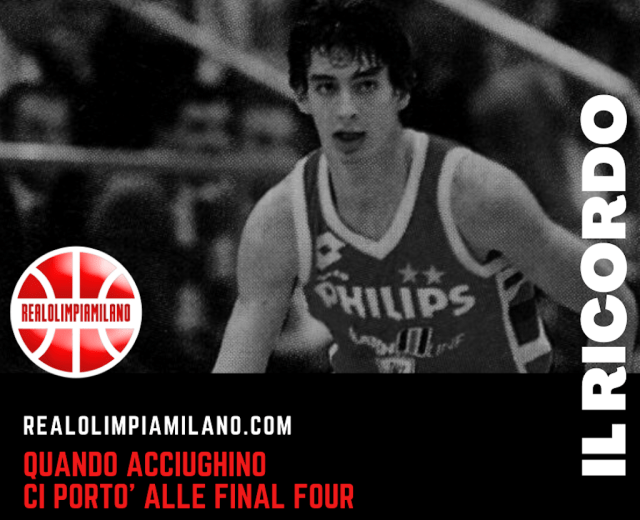 Olimpia Milano Final Four