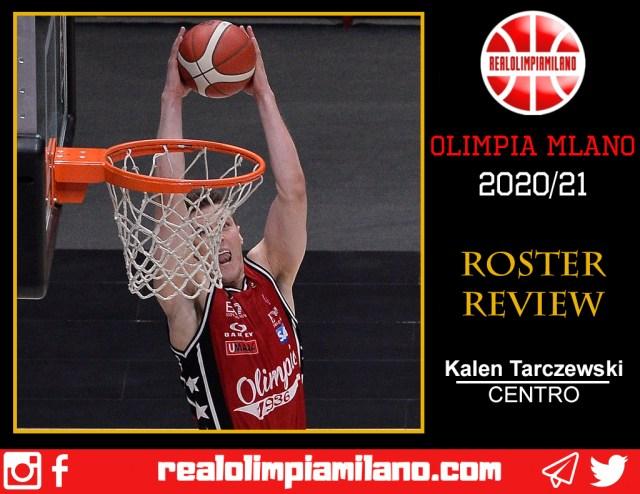 Olimpia, cosa resta della stagione 2020/21: Kaleb Tarczewski