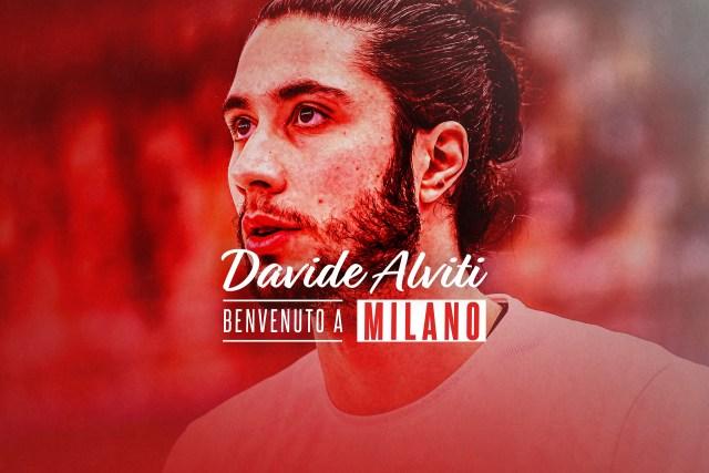 Ufficiale: Davide Alviti per tre anni all'Olimpia Milano