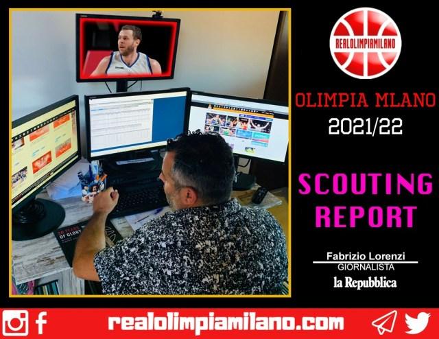 Nicolò Melli Scouting Report