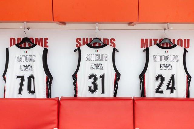 Anadolu Efes arrivato al Forum: alle ore 18 lo scrimmage con Olimpia Milano
