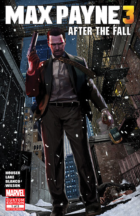 Feel Max S Pain Max Payne 3 News Blowout Real Otaku Gamer