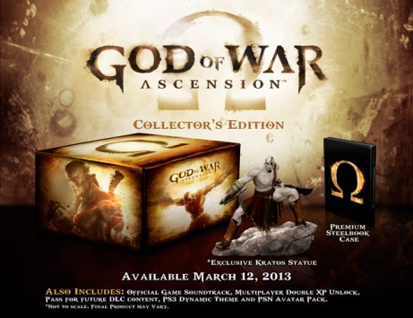 God of War Ascension Collector Edition