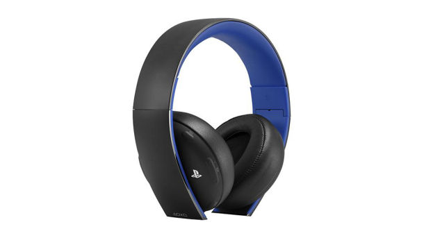 Sony PS4 Gold Headset