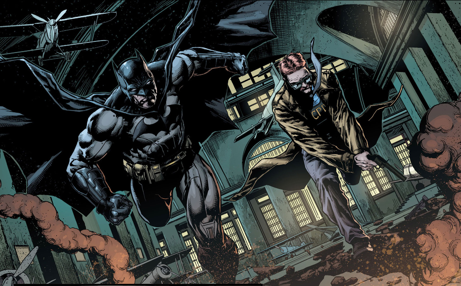 Image result for batman eternal