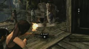 There was too much focus on the third-person shooting aspect of the game and not enough on puzzles.