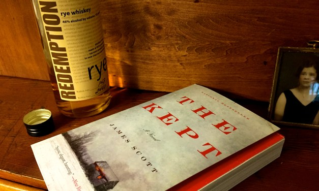 Pairings of Beer, Bourbon, and The Kept by James Scott