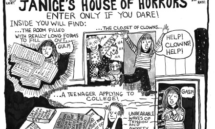 Janice's House of Horrors