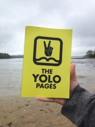 Cover of The Yolo Pages by various authors