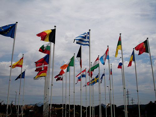 flags photo