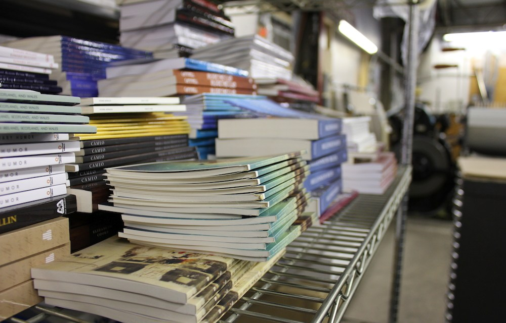 Book Production with Spencer Printing