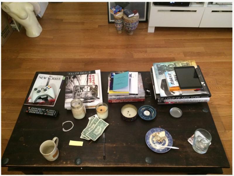 Vanessa Jimenez Gabb's desk