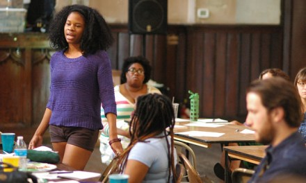 Black Words Matter: Poems by Baltimore Students