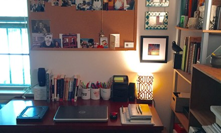 From the Desk of … Chelsea Laine Wells