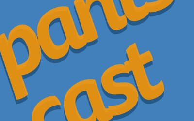 New Pantscast feat. Bud Smith :)